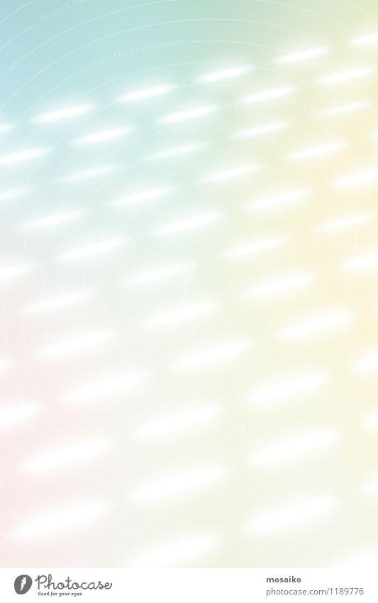 beschmutzte Lichter auf hellem Hintergrund - Pastellfarben grün Farbe gelb Hintergrundbild Kunst glänzend Zufriedenheit Dekoration & Verzierung weich erleuchten