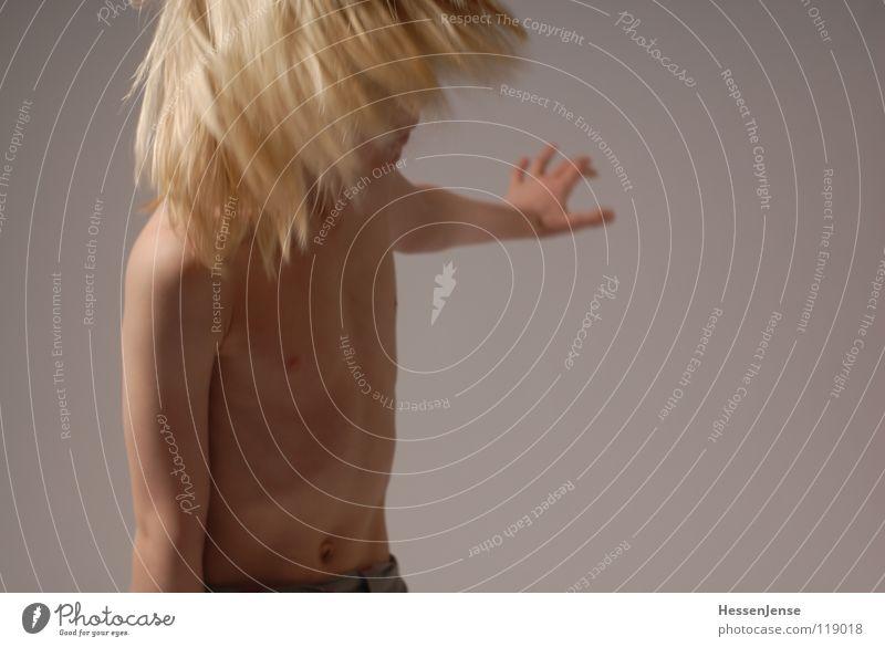 Haare 7 schön Freude Junge Gefühle Bewegung Glück Haare & Frisuren blond fliegen Geschwindigkeit Energiewirtschaft stark Ärger Hass Eile Schwäche