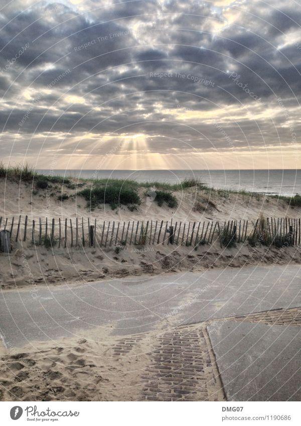 Strand & Meer Freizeit & Hobby Ferien & Urlaub & Reisen Sommer Sommerurlaub Sonne Sonnenbad Insel Umwelt Natur Landschaft Sand Luft Wasser Himmel Wolken