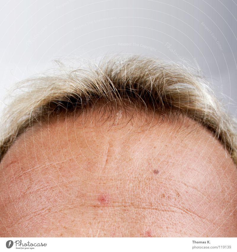 Knie Kopf Haare & Frisuren Haut Knie Stirn
