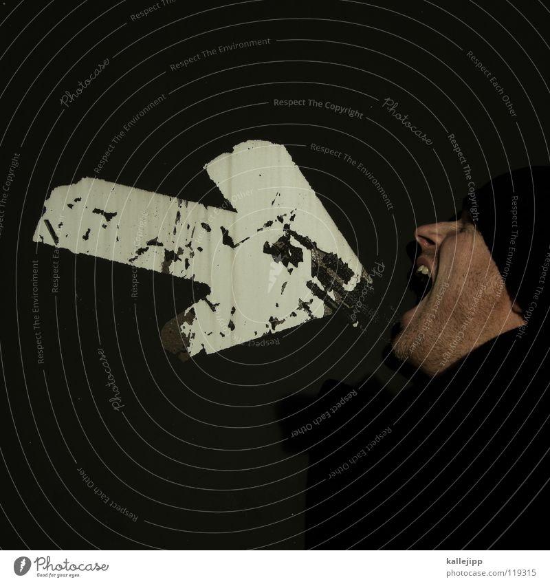 input Richtung Zukunft Jugendgewalt planen Kriminalität Orakel Sekte Schneidersitz Comic Sprechgesang Futter füttern Schornstein verschlingen Straßenkunst Kunst