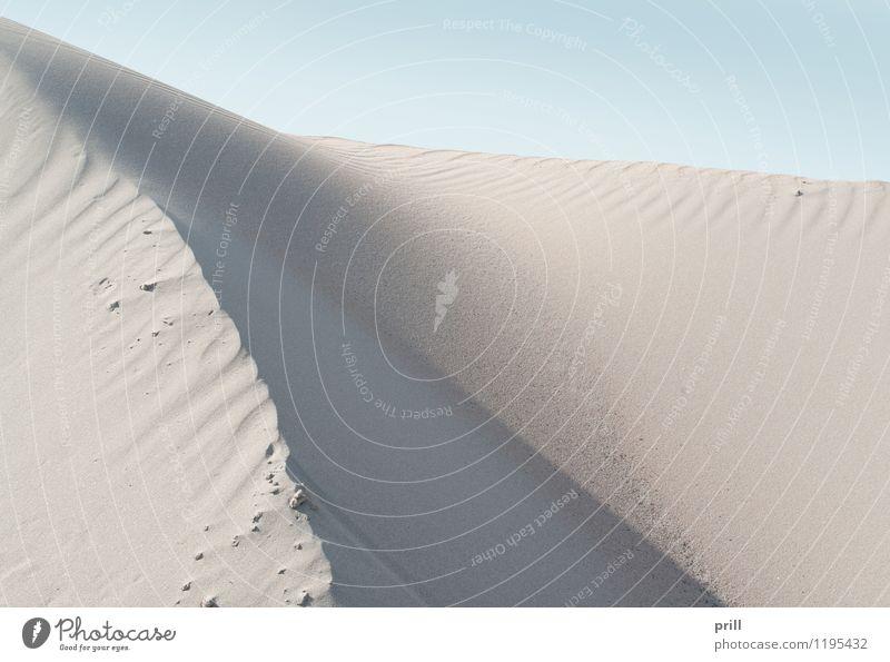 abstract sand Sommer Strand Wellen Natur Sand Wärme Hügel Küste Wüste Schwarm trocken rot weiß Qualität sanddüne sonnig ausschnitt Haufen Anhäufung fein korn