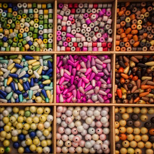 Ordnung schön Stil Holz klein Mode hell Freizeit & Hobby Dekoration & Verzierung kaufen rund viele Kitsch Kunststoff Teile u. Stücke Schmuck Quadrat