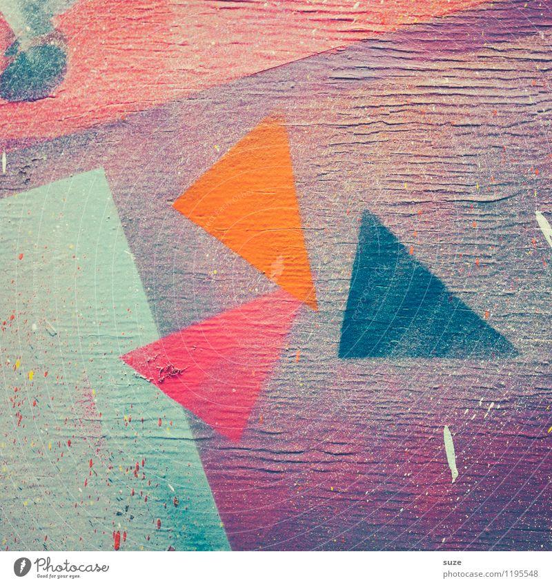 Freistil | Jazz Farbe Wand Stil Mauer Hintergrundbild Lifestyle Kunst Design Ordnung modern ästhetisch Kreativität einfach einzigartig malen Grafik u. Illustration