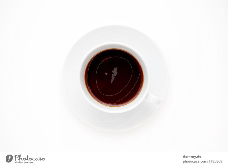 drop Lebensmittel Frühstück Getränk Heißgetränk Kaffee Geschirr Tasse ästhetisch gut Wärme braun existenziell wach Flugzeugstart blasen rund Klarheit