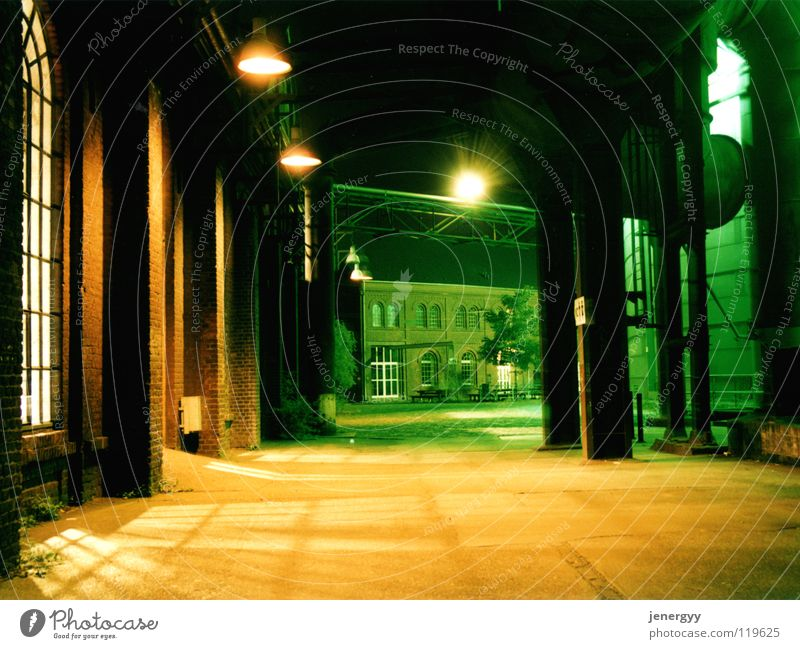 Industriedenkmal Emscher Park Stimmung Architektur Industriefotografie Fabrik Denkmal Kunstwerk