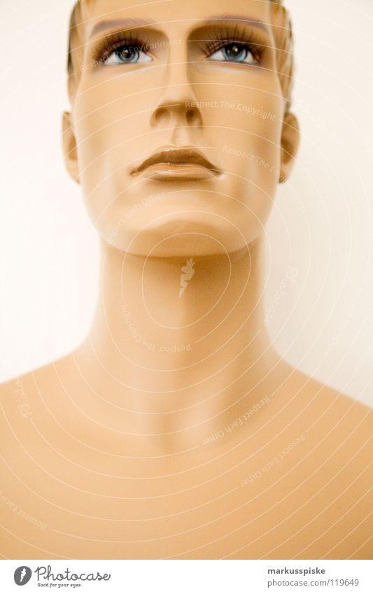 jeremy Mann nackt Stil Mode Bekleidung Model Ladengeschäft Puppe trendy Illusion Schaufenster