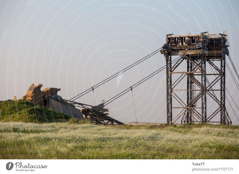 tage BAU I Maschine Baumaschine Technik & Technologie High-Tech Energiewirtschaft Kohlekraftwerk Kraft bizarr Braunkohlentagebau Garzweiler Braunkohlenbagger