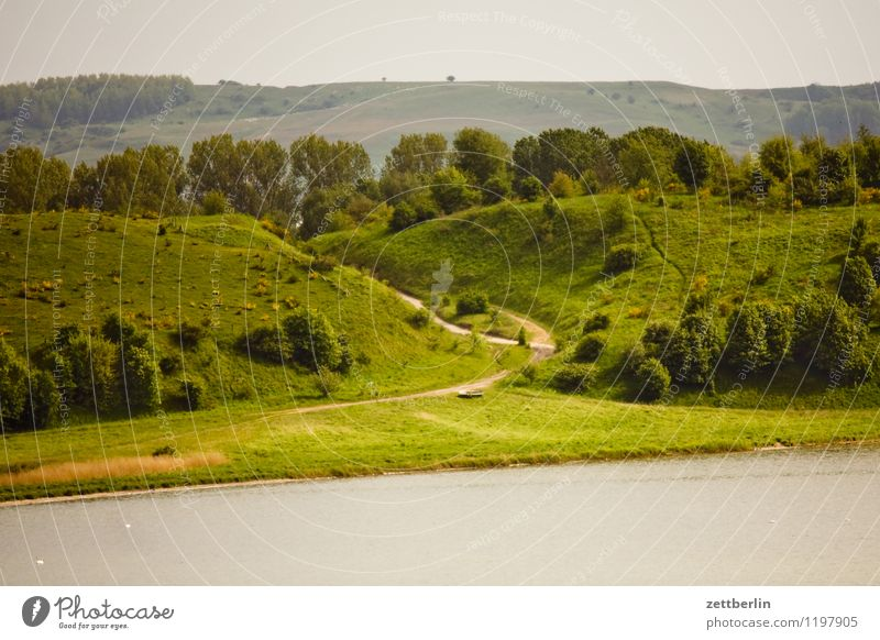 Zicker Berge Natur Ferien & Urlaub & Reisen Sommer Sonne Erholung Landschaft Berge u. Gebirge Reisefotografie Wege & Pfade Küste Horizont Wetter Tourismus