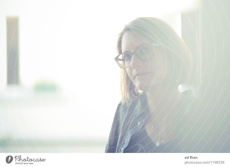 In My Dreams elegant Stil schön Haare & Frisuren Mensch maskulin Junge Frau Jugendliche Erwachsene Kopf Gesicht 1 18-30 Jahre Stadt Mode T-Shirt Hemd Brille