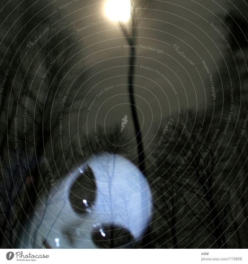 """The """"CollabSessions"""" Vol.1 Mensch dunkel Angst Maske durchsichtig Panik UFO Fantasygeschichte Außerirdischer außerirdisch Vollmond"""