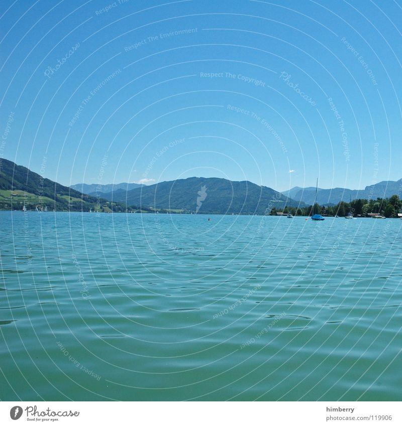 riviera royal XVII Himmel Natur Wasser Ferien & Urlaub & Reisen Pflanze Sommer Wolken Umwelt Landschaft Berge u. Gebirge Gras See Freizeit & Hobby groß Alpen