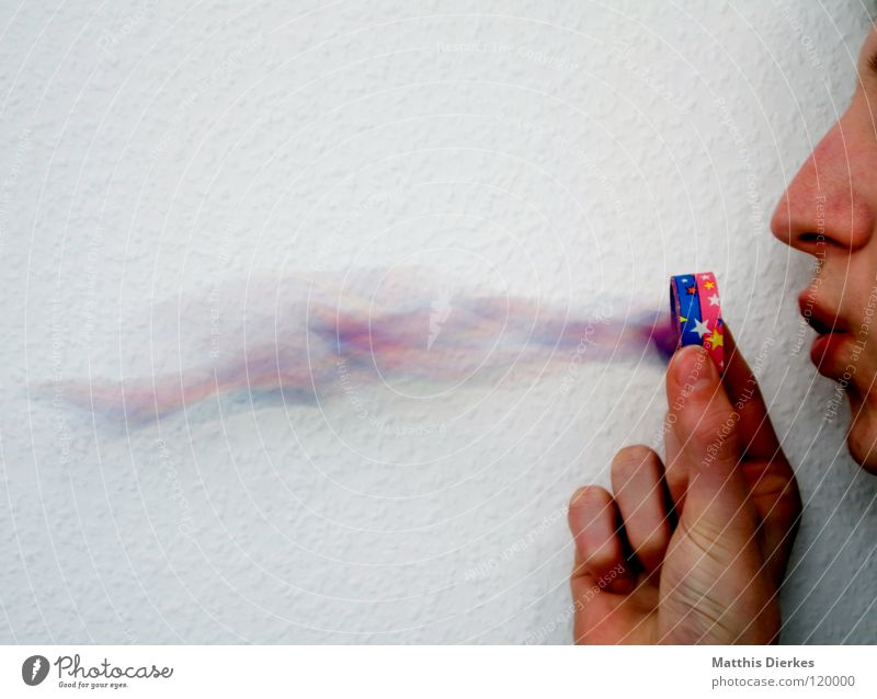 Pustekuchen Freude Gesicht Spielen Glück Party lachen Stimmung lustig Feste & Feiern Mund Geburtstag Nase Brand Fröhlichkeit Stern (Symbol) Dekoration & Verzierung