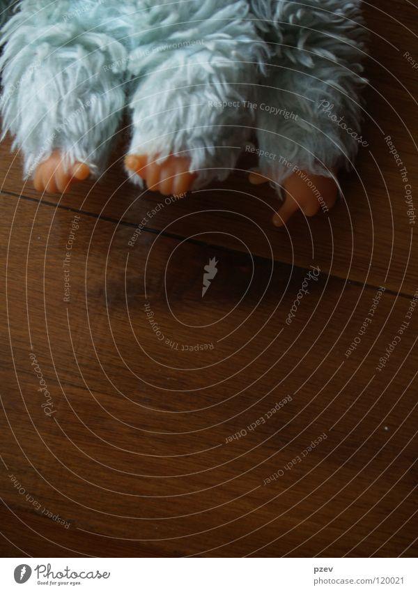 monkey toy Hand Freude Siebziger Jahre altehrwürdig Holzmehl