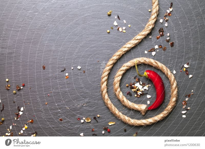 Scharfe Schnecke rot Gesunde Ernährung schwarz Essen Gesundheit Stein Linie Lebensmittel Metall Dekoration & Verzierung Zeichen Seil rund Schnur