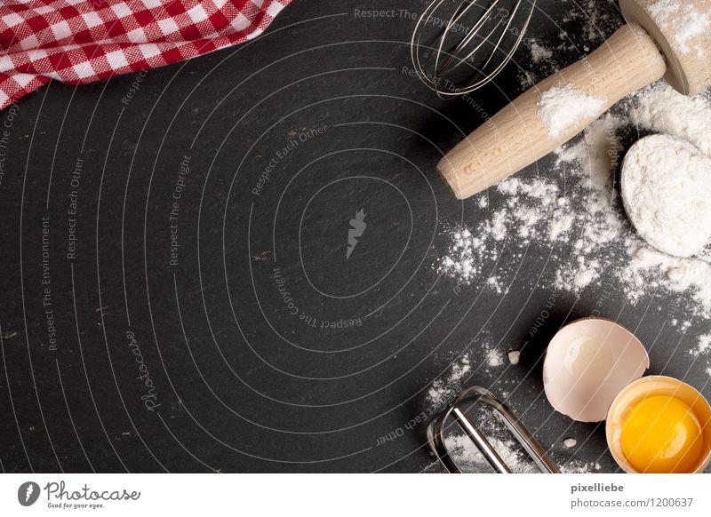Backen Hintergrund Essen Holz Stein Lebensmittel Ernährung Kochen & Garen & Backen Küche Gastronomie lecker Süßwaren Restaurant Backstein Kuchen Ei Tafel