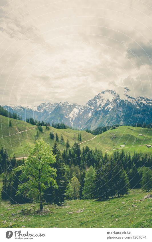 watzmann ostwand Ferien & Urlaub & Reisen Ferne Berge u. Gebirge Freiheit Felsen Freizeit & Hobby Tourismus wandern Ausflug Abenteuer Gipfel Alpen