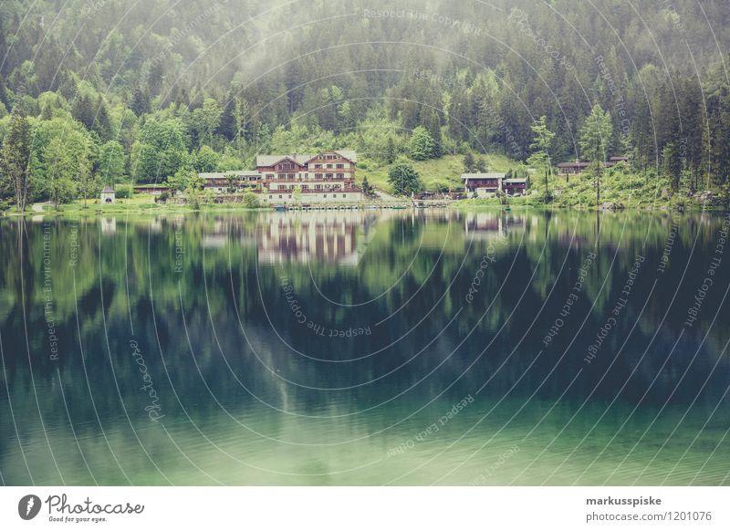 hintersee, ramsau, berchtesgaden Freizeit & Hobby Ferien & Urlaub & Reisen Tourismus Ausflug Abenteuer Ferne Freiheit Sightseeing Städtereise Camping