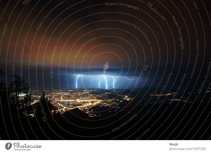 Struja Himmel Natur Stadt Landschaft Wolken Umwelt Berge u. Gebirge Wärme Frühling Wetter Luft Wind Energie Klima Elektrizität Hügel