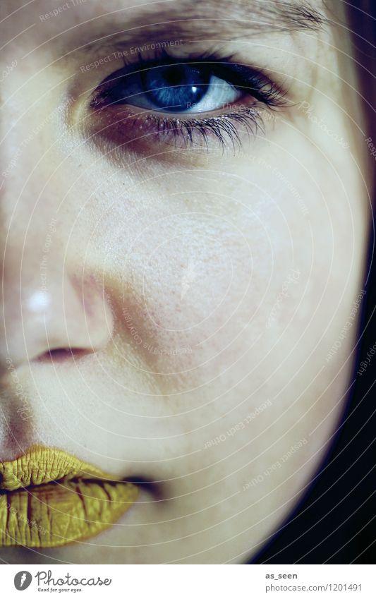 Twighlight Mensch Kind Jugendliche blau Farbe 18-30 Jahre Erwachsene gelb Auge außergewöhnlich Design gold 13-18 Jahre authentisch Energie Kreativität
