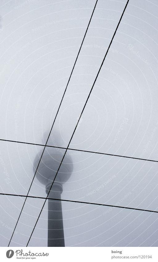 hello again, isch sag einfach hello again gähnen Nebel Tag der Deutschen Einheit palim palim standardisiertes Einheitsfoto vision tower