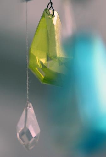 BlingBling Reichtum elegant ruhig Basteln Häusliches Leben Wohnung Innenarchitektur Dekoration & Verzierung glänzend schaukeln ästhetisch eckig reich grün