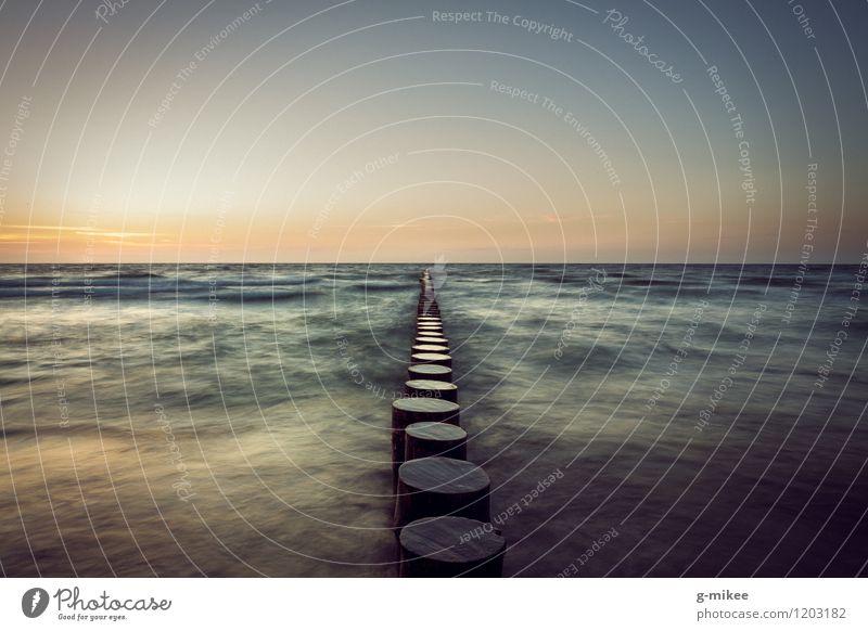 Naturgewalt Ferien & Urlaub & Reisen schön Wasser Meer Landschaft Strand Wärme natürlich Küste Horizont frei Energie groß Abenteuer Unendlichkeit
