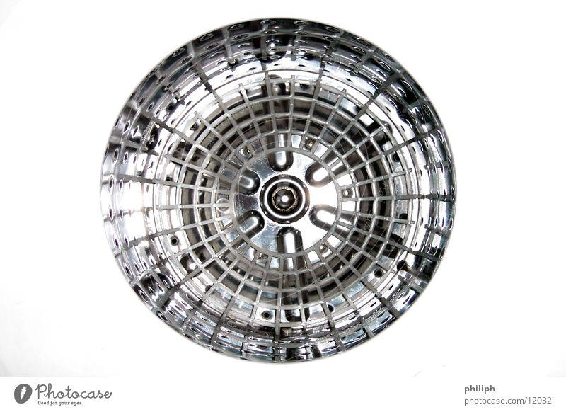 RundTrommelGitter rund Stahl Waschmaschine Fototechnik überbelichtete Kreis Zentrifuge Metall wash