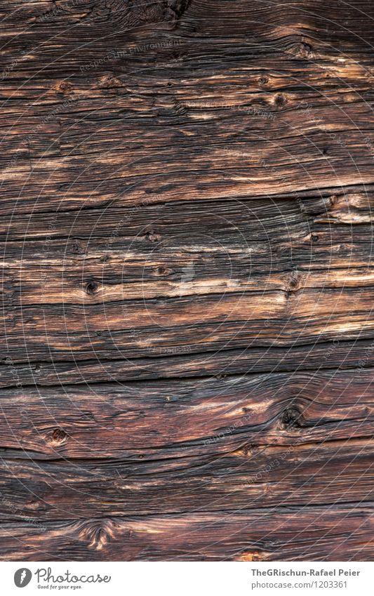 Good Wood Umwelt Baum braun schwarz Holzbrett Strukturen & Formen Verlauf Astloch hellbraun Teilung Furche Farbfoto Außenaufnahme Menschenleer