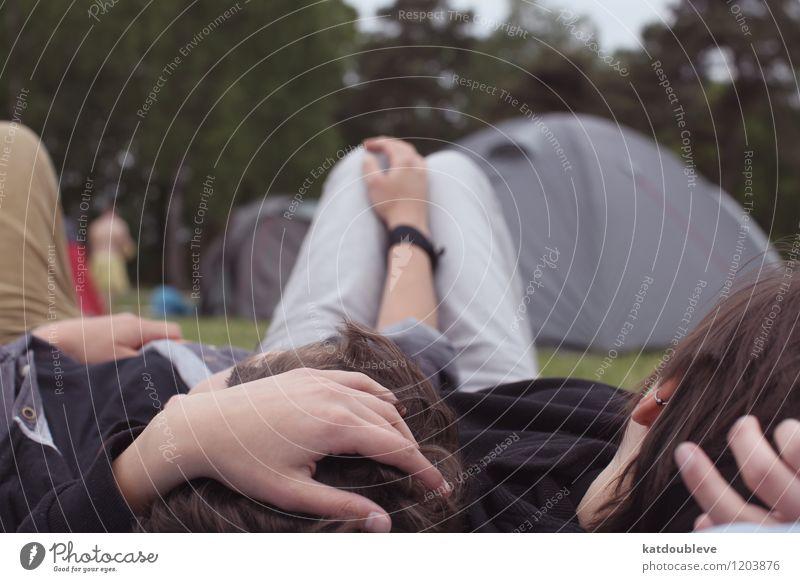 sleepy Ferien & Urlaub & Reisen Freiheit Sommer Sommerurlaub Homosexualität 2 Mensch genießen schlafen Zufriedenheit Coolness Freundschaft Zusammensein Liebe