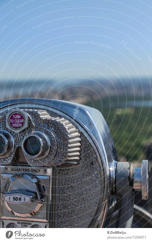 Schau mal... Ferien & Urlaub & Reisen Tourismus Ferne Sightseeing Städtereise Sommer Sommerurlaub Landschaft Stadt Stadtzentrum Hochhaus Sehenswürdigkeit Stahl
