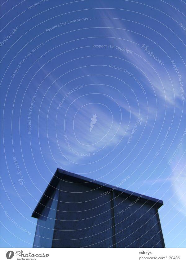 Schorn(stein) Himmel Wolken kalt Wärme Metall heiß Physik eckig Abgas Schornstein Eisen Klimawandel Rechteck Kohlendioxid Wolkenschleier