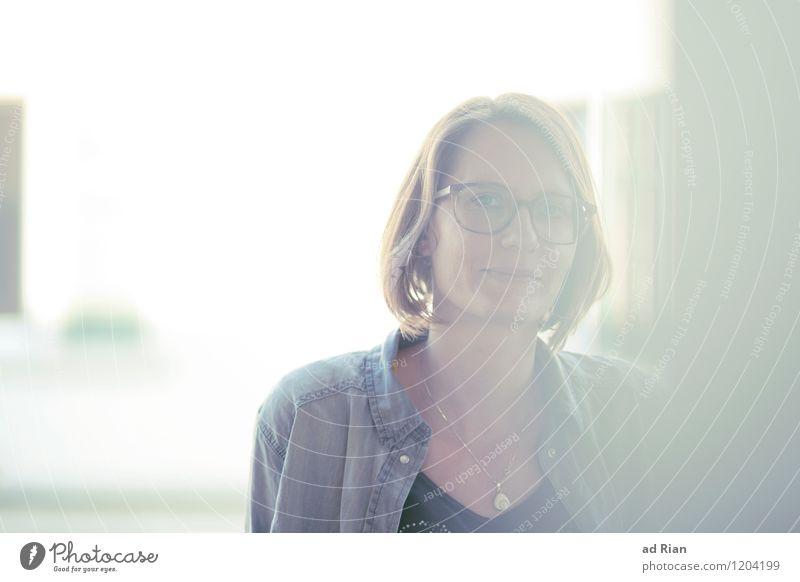 Best Of You Mensch Jugendliche schön Junge Frau 18-30 Jahre Erwachsene Gesicht Wand feminin Stil Mauer Glück lachen Haare & Frisuren Kopf Fassade