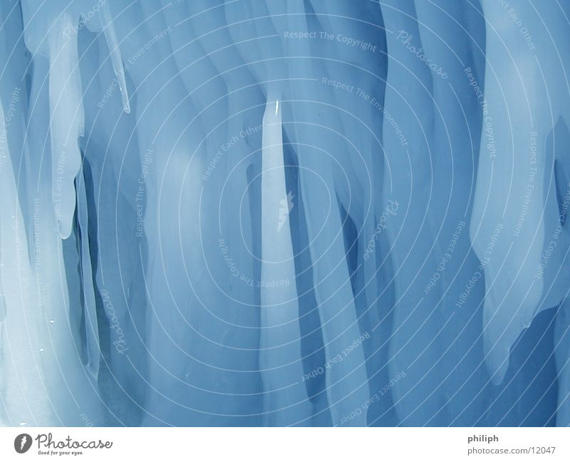 EisZapfen - Sibirien Natur Ferien & Urlaub & Reisen blau Sommer Wasser weiß Erholung Einsamkeit Landschaft ruhig Ferne Winter kalt Berge u. Gebirge Umwelt