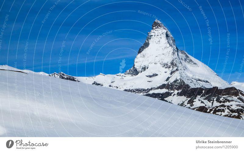 No matter how 1 Himmel Natur blau weiß Landschaft Winter kalt Umwelt Berge u. Gebirge Frühling Schnee Felsen glänzend Eis Luft leuchten