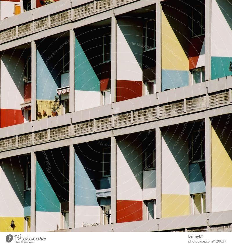 WOHNMASCHINE: CHARLES-EDOUARD JEANNERET-GRIS Stadt Berlin Zusammensein Wohnung Hochhaus Häusliches Leben Haus Wohngemeinschaft Unterkunft