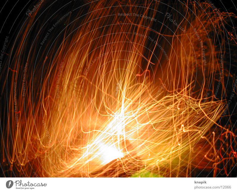 Lichtspiele 1 durcheinander Fototechnik Lampe