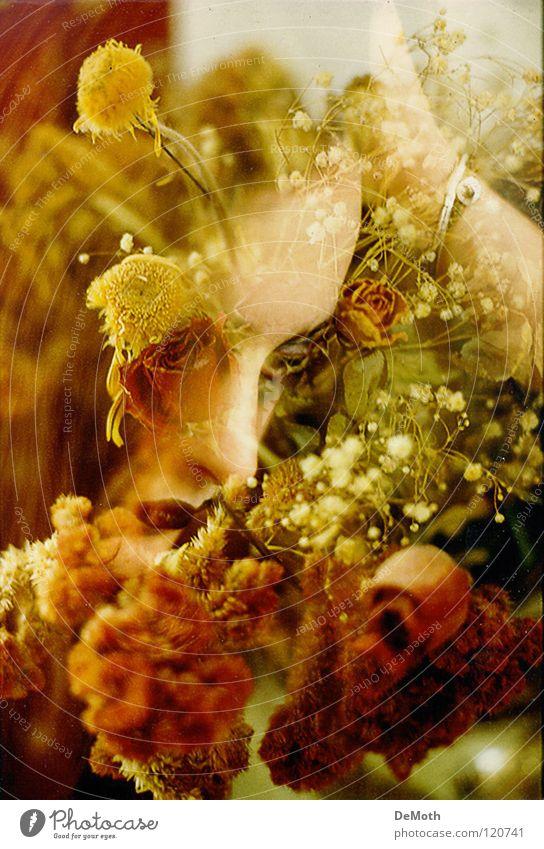 Flower Helen Gefühle Kunst Trauer Verzweiflung altehrwürdig