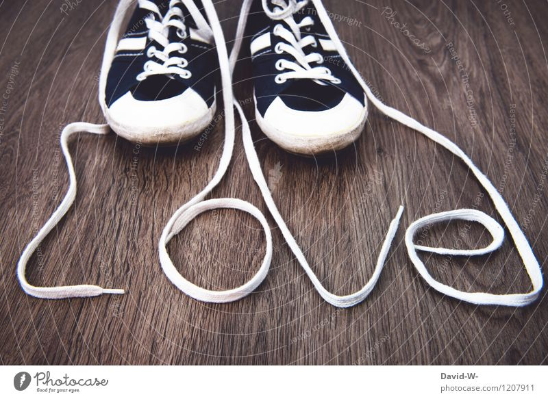 Lieblingsschuhe Mensch Freude Liebe Gefühle Stil Lifestyle Kunst Mode Fuß Paar elegant paarweise Schuhe Tanzen Kreativität Bekleidung