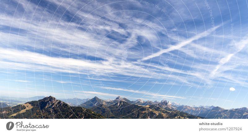 Zeichnungen Himmel Natur Ferne Berge u. Gebirge Linie Wetter Aussicht Klima Schönes Wetter Gipfel Spuren Paradies Mond himmelblau Naturschutzgebiet Wolkenhimmel