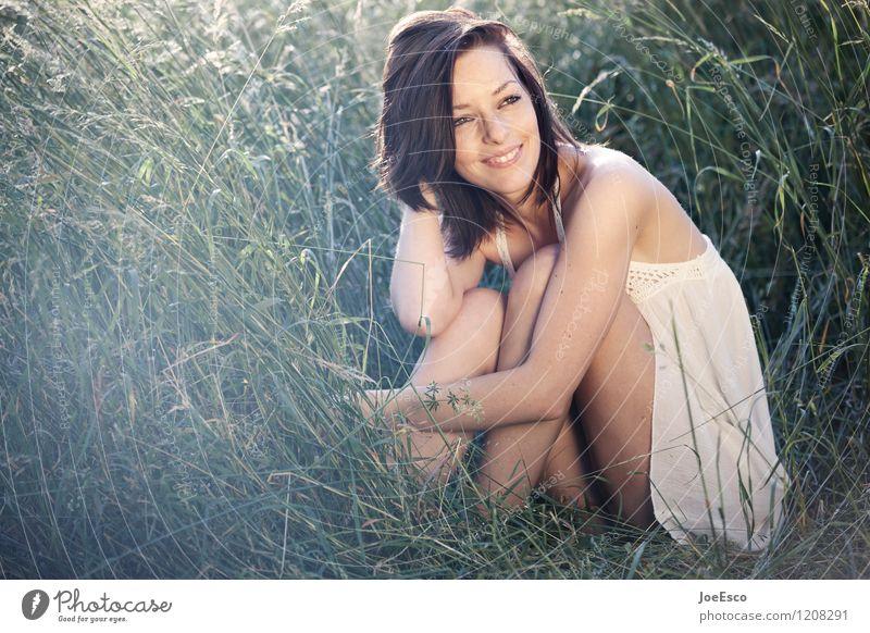 #1208291 Frau Natur schön Sommer Erholung Freude Erwachsene Leben Wiese Gras natürlich lachen Glück Garten Freiheit Zufriedenheit