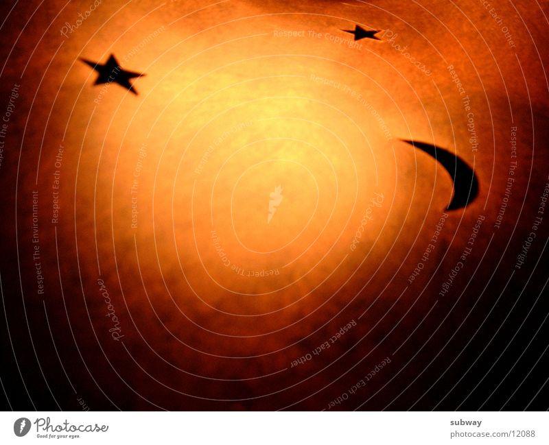 [sonne]&mond&sterne Himmel alt Sonne träumen Erde Metall Kunst Erde Stern (Symbol) Mond leuchten geheimnisvoll Weltall Vergangenheit historisch