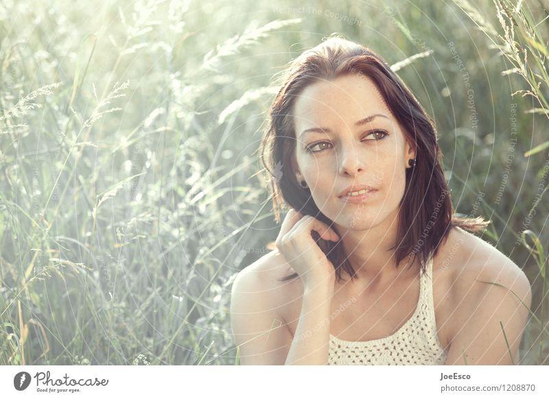#1208870 harmonisch Wohlgefühl Zufriedenheit Erholung Freizeit & Hobby Sommer Sommerurlaub Sonne Frau Erwachsene Leben Gesicht Mensch Natur Pflanze Sonnenlicht
