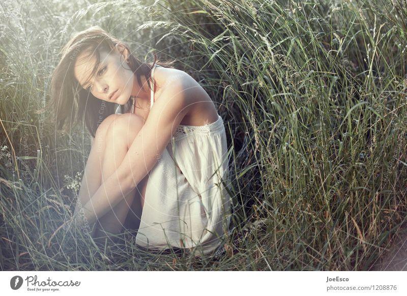 #1208876 Frau Natur schön Sommer Erholung ruhig Erwachsene Leben Traurigkeit Wiese Gras natürlich Garten Freiheit träumen Zufriedenheit