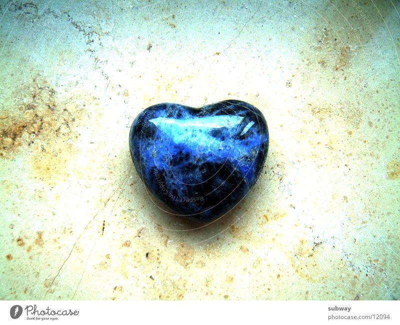 Stone Heart blau ruhig Liebe kalt Gefühle Tod Stein Kraft Herz Frost Dinge mystisch Hass Ewigkeit Liebeskummer Gruß