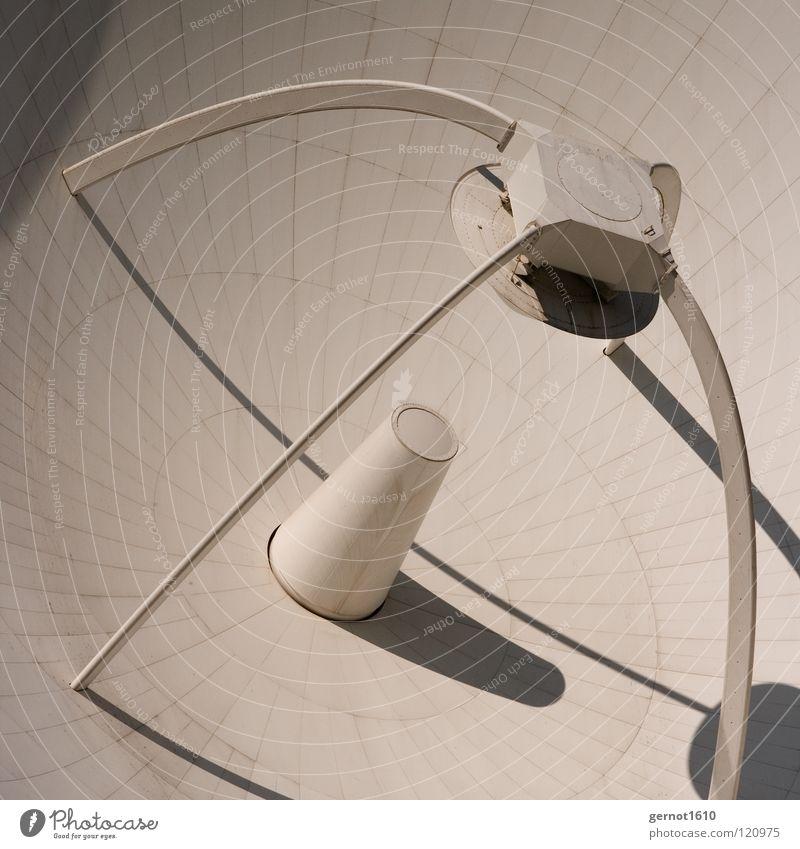 Return to sender senden Sendgericht hören live Datenübertragung Suche finden Satellitenantenne Fernsehen Radioteleskop Teleskop High-Tech Funktechnik