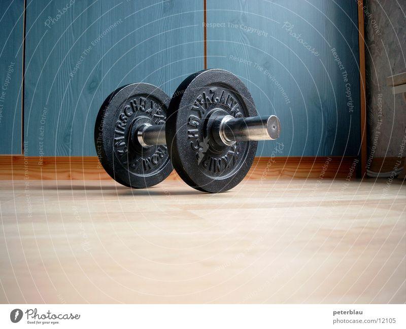 Hantel Gewichtheben Krafttraining Sport