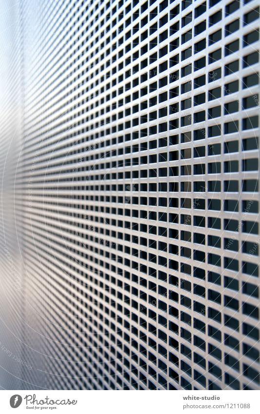 verbittert vergittert Wand Mauer Metall bedrohlich Netz Richtung kariert gefangen Gitter Justizvollzugsanstalt Gefängniszelle richtungweisend Metallzaun