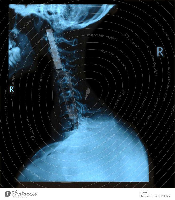 Freak Mensch Tod Gesundheit Angst Medien Frankreich Gesundheitswesen trinken Arzt Krankheit gruselig Schmerz durchsichtig Hals Sorge