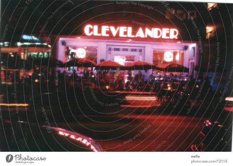Clevelander Miami Miami Beach Nachtleben Nordamerika Ocean Drive